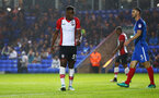Jonathan Afolabi during the Check a Trade Trophy group stage match between Peterborough United and Southampton FC U21, at ABAX Stadium, Peterborough, 29th August 2017