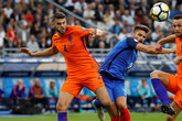 Defeat for Hoedt with Netherlands