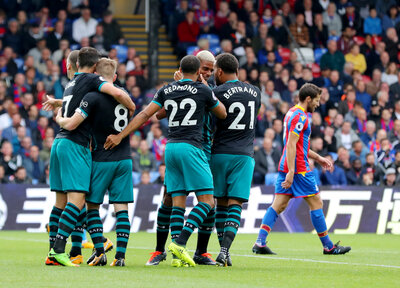 Highlights: Palace 0-1 Saints