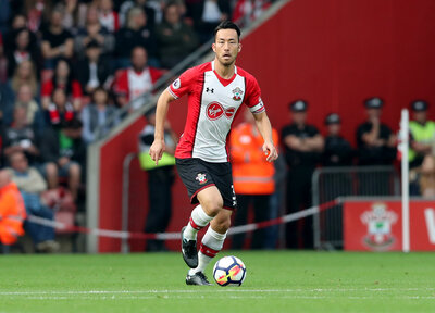 Video: Yoshida reacts to action at St Mary's