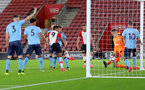 SOUTHAMPTON, ENGLAND - OCTOBER 16: Marcus Barnes of Southampton opens the scoring during the Premier League 2 match between Southampton U23 and Newcastle United U23, at St Mary's Stadium on October 16, 2017 in Southampton, England. (Photo by Matt Watson/Southampton FC via Getty Images)