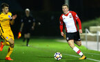 SOUTHAMPTON, ENGLAND - OCTOBER 30: during the U23's match between Southampton and Brighton & Hove Albion at Staplewood Campus on October 30, 2017 in Southampton, England. (Photo by James Bridle/Southampton FC via Getty Images)
