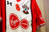 Saints Foundation auction matchworn shirts