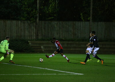 U23s Report: Saints 3-4 Fulham