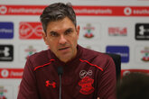 Press Conference (Part One): Pellegrino on United