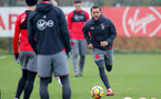 SOUTHAMPTON, ENGLAND - JANUARY 09: Nathan Redmond of Southampton FC during a training session at the Staplewood Campus on January 9, 2018 in Southampton, England. (Photo by Matt Watson/Southampton FC via Getty Images)