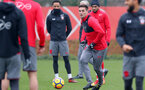 SOUTHAMPTON, ENGLAND - JANUARY 09: Dusan Tadic of Southampton FC during a training session at the Staplewood Campus on January 9, 2018 in Southampton, England. (Photo by Matt Watson/Southampton FC via Getty Images)
