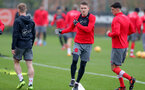 SOUTHAMPTON, ENGLAND - JANUARY 09: Steven Davis of Southampton FC during a training session at the Staplewood Campus on January 9, 2018 in Southampton, England. (Photo by Matt Watson/Southampton FC via Getty Images)