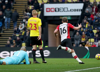 Gallery: Watford 2-2 Saints