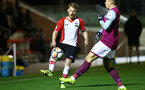 Josh Sims of Southampton during the U23 Premier League 2 match between Southampton and Aston Villa, 15th January 2018, pic by James Bridle