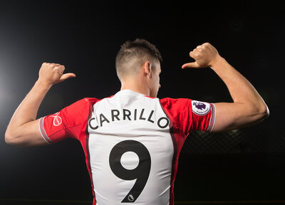 Win a signed Guido Carrillo shirt