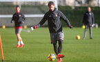 SOUTHAMPTON, ENGLAND - JANUARY 30: Manolo Gabbiadini of Southampton FC during a training session at the Staplewood Campus on January 30, 2018 in Southampton, England. (Photo by Matt Watson/Southampton FC via Getty Images)