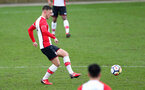 Harry Hamblin during the U18 PL match between Southampton and Norwich City, pictured at the Staplewood Campus, Southampton, 10th February 2018