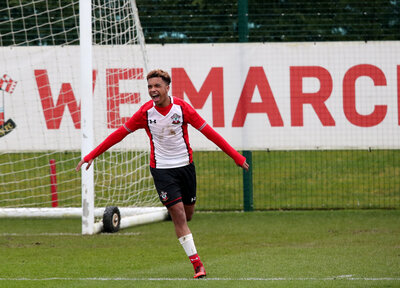 U18 Gallery: Saints 2-0 Norwich City
