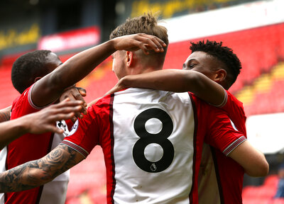 U23 Gallery: Watford 0-2 Saints