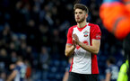 WEST BROMWICH, ENGLAND - FEBRUARY 17: Wesley Hoedt of Southampton during the Emirates FA Cup fifth round match between West Bromwich Albion and Southampton at The Hawthorns on February 17, 2018 in West Bromwich, England. (Photo by Matt Watson/Southampton FC via Getty Images)