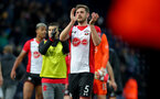 WEST BROMWICH, ENGLAND - FEBRUARY 17: Jack Stephens of Southampton during the Emirates FA Cup fifth round match between West Bromwich Albion and Southampton at The Hawthorns on February 17, 2018 in West Bromwich, England. (Photo by Matt Watson/Southampton FC via Getty Images)
