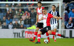 WEST BROMWICH, ENGLAND - FEBRUARY 17: Oriol Romeu of Southampton during the Emirates FA Cup fifth round match between West Bromwich Albion and Southampton at The Hawthorns on February 17, 2018 in West Bromwich, England. (Photo by Matt Watson/Southampton FC via Getty Images)