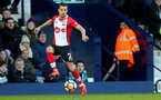 WEST BROMWICH, ENGLAND - FEBRUARY 17: Cedric of Southampton during the Emirates FA Cup fifth round match between West Bromwich Albion and Southampton at The Hawthorns on February 17, 2018 in West Bromwich, England. (Photo by Matt Watson/Southampton FC via Getty Images)
