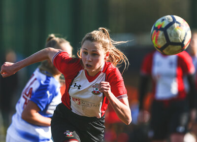 Saints pairing join Lionesses U15 camp