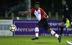 SOUTHAMPTON, ENGLAND - FEBRUARY 26: Siph Mdlalose during the U23s match between Southampton FC and Blackburn FC, PLCup match on February 26, 2018 in Leyland in Blackburn, England. (Photo by James Bridle - Southampton FC/Southampton FC via Getty Images)