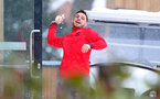 SOUTHAMPTON, ENGLAND - MARCH 02: Jake Flannigan of Southampton FC during a training session at the Staplewood Campus on March 2, 2018 in Southampton, England. (Photo by Matt Watson/Southampton FC via Getty Images)
