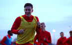 BLACKBURN, ENGLAND - MARCH 20: Alfie Jones ahead of the U23's PL2 match between Blackburn Rovers FC and Southampton FC at Lancashire County FA on March 20, 2018 in Leyland, England. (Photo by James Bridle - Southampton FC/Southampton FC via Getty Images)