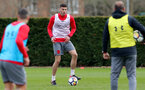 SOUTHAMPTON, ENGLAND - MARCH 22: Wesley Hoedt during a Southampton FC training session at the Staplewood Campus on March 22, 2018 in Southampton, England. (Photo by Matt Watson/Southampton FC via Getty Images)