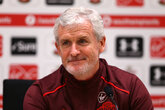 Press Conference (Part Two): Hughes on West Ham