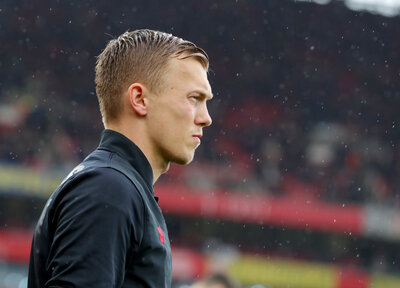 Ward-Prowse reflects on club milestone