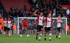 SOUTHAMPTON, ENGLAND - APRIL 28: Jan Bednarek during the Premier League match between Southampton and AFC Bournemouth at St Mary's Stadium on April 28, 2018 in Southampton, England. (Photo by Chris Moorhouse/Southampton FC via Getty Images)