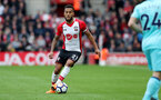 SOUTHAMPTON, ENGLAND - APRIL 28: Ryan Bertrand of Southampton during the Premier League match between Southampton and AFC Bournemouth at St Mary's Stadium on April 28, 2018 in Southampton, England. (Photo by Matt Watson/Southampton FC via Getty Images)