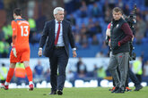Video: Hughes on Everton draw