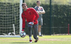 SOUTHAMPTON, ENGLAND - MAY 07: Alex McCarthy during a Southampton FC training session at the Staplewood Campus on May 7, 2018 in Southampton, England. (Photo by Matt Watson/Southampton FC via Getty Images)