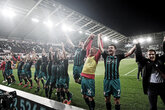 Gallery: Celebrations at Swansea