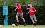 SOUTHAMPTON, ENGLAND - MAY 11: Wesley Hoedt during a Southampton FC training session at the Staplewood Campus on May 11, 2018 in Southampton, England. (Photo by Matt Watson/Southampton FC via Getty Images)