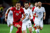 Saints at the World Cup: Tadić