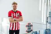 Win a signed Stuart Armstrong shirt