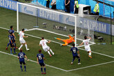 Bednarek on target in Japan win
