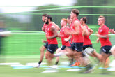 Gallery: Hard work continues in China