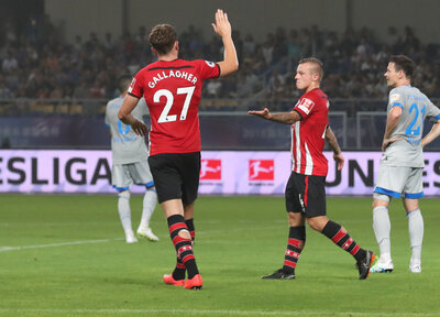 Gallery: Schalke 3-3 Saints