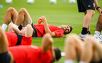 SOUTHAMPTON, ENGLAND - JULY 18: Jack Stephens during a Southampton FC training session at Staplewood Complex on July 18, 2018 in Southampton, England. (Photo by James Bridle - Southampton FC/Southampton FC via Getty Images)