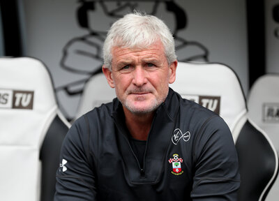 Hughes reflects on Derby display