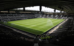 DERBY, ENGLAND - JULY 21: general view ahead of the pre-season friendly match between Derby County and Southampton at Pride Park on July 21, 2018 in Derby, England. (Photo by Matt Watson/Southampton FC via Getty Images)