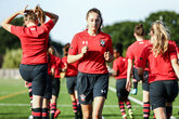 Ella Morris named in Lionesses U17 squad