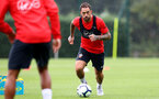 SOUTHAMPTON, ENGLAND - AUGUST 10: Danny Ings during a Southampton FC training session at the Staplewood Campus on August 10, 2018 in Southampton, England. (Photo by Matt Watson/Southampton FC via Getty Images)