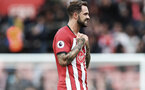 SOUTHAMPTON, ENGLAND - AUGUST 12: Danny Ings of Southampton during the Premier League match between Southampton FC and Burnley FC at St Mary's Stadium on August 12, 2018 in Southampton, United Kingdom. (Photo by Matt Watson/Southampton FC via Getty Images)