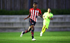 SOUTHAMPTON, ENGLAND - AUGUST 14: Marcus Barnes during the U23Õs International Cup match between Southampton FC vs Dinamo Zagreb pictured at Staplewood Complex on August 14, 2018 in Southampton, England. (Photo by James Bridle - Southampton FC/Southampton FC via Getty Images) SOUTHAMPTON, ENGLAND - AUGUST 14: Marcus Barnes during the U23's International Cup match between Southampton FC vs Dinamo Zagreb pictured at Staplewood Complex on August 14, 2018 in Southampton, England. (Photo by James Bridle - Southampton FC/Southampton FC via Getty Images)