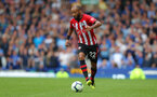 LIVERPOOL, ENGLAND - AUGUST 18: Nathan Redmond of Southampton during the Premier League match between Everton FC and Southampton FC at Goodison Park on August 18, 2018 in Liverpool, United Kingdom. (Photo by Matt Watson/Southampton FC via Getty Images)