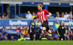 LIVERPOOL, ENGLAND - AUGUST 18: Stuart Armstrong f Southampton during the Premier League match between Everton FC and Southampton FC at Goodison Park on August 18, 2018 in Liverpool, United Kingdom. (Photo by Matt Watson/Southampton FC via Getty Images)
